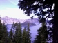 Beautiful Crater Lake in So. Oregon our real home..