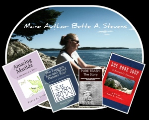 Bette & 4 Books 2014 (2)