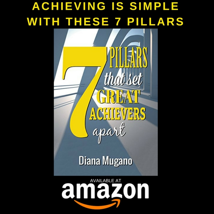 7 Pillars by Diana Mugano INSTAGRAM TEASER