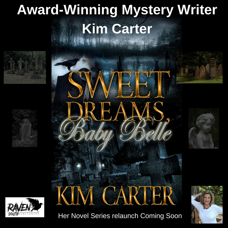 Award-Winning Mystery Writer Kim Carter