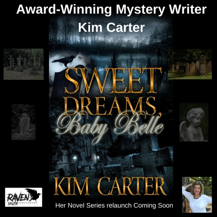 Award-Winning Mystery Writer Kim Carter