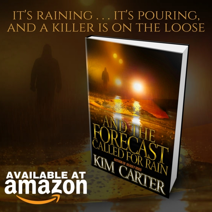And The Forecast Called For Rain by Kim Carter INSTAGRAM TEASER