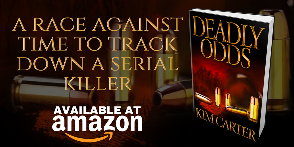Deadly Odds by Kim Carter FACEBOOK and TWITTER TEASER