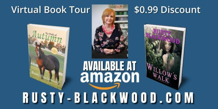 Author Rusty Blackwood